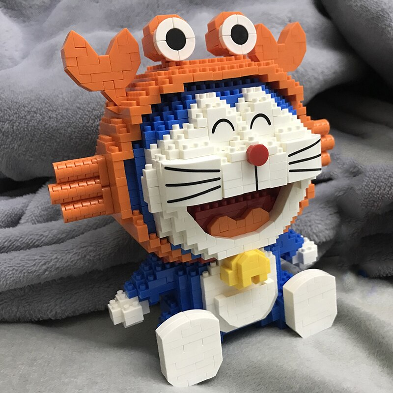 Balody 16228 Doraemon Zodiac Cancer