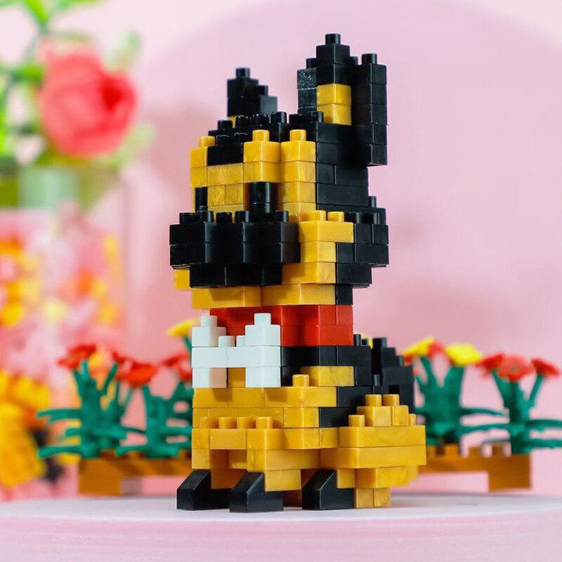 Balody 18248-7 Wolfhound Dog with Bone
