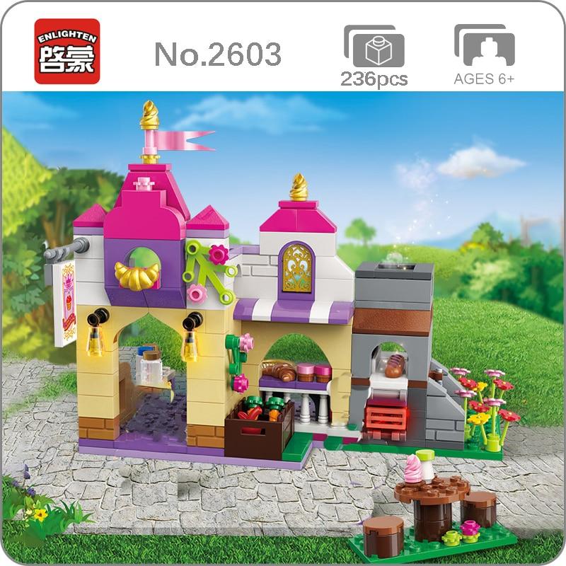 Enlighten 2603 Pink Bakery Shop