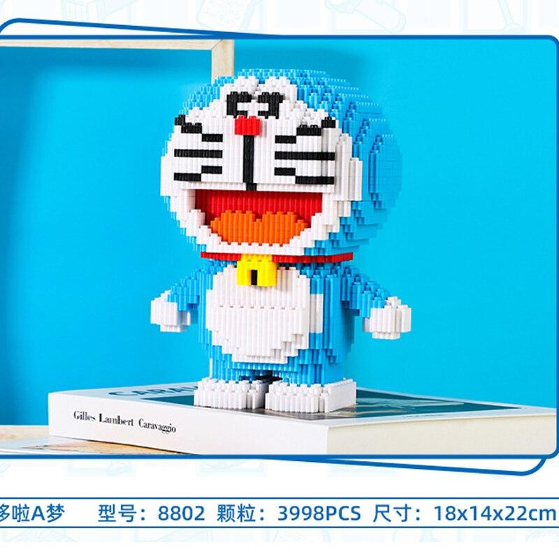 HCP 8802 Blue Doraemon