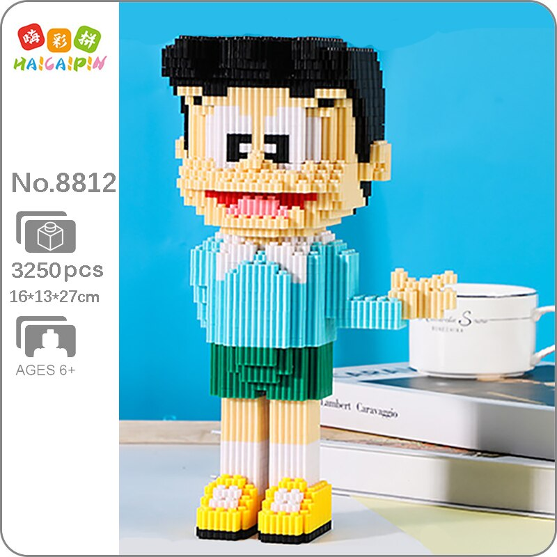 HCP 8812 Doraemon Honekawa Suneo