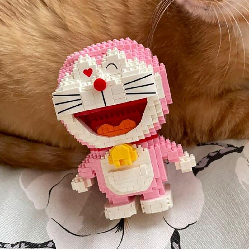 LP 200562-200563 Pink Doraemon
