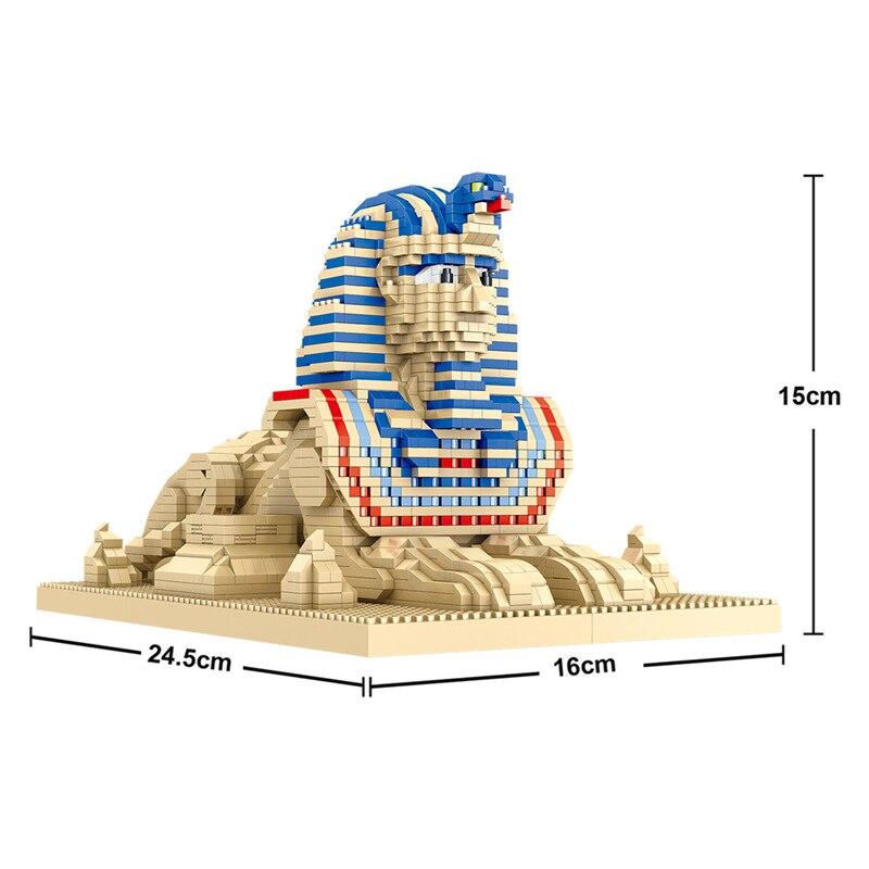 Lezi 8195 Great Sphinx of Giza