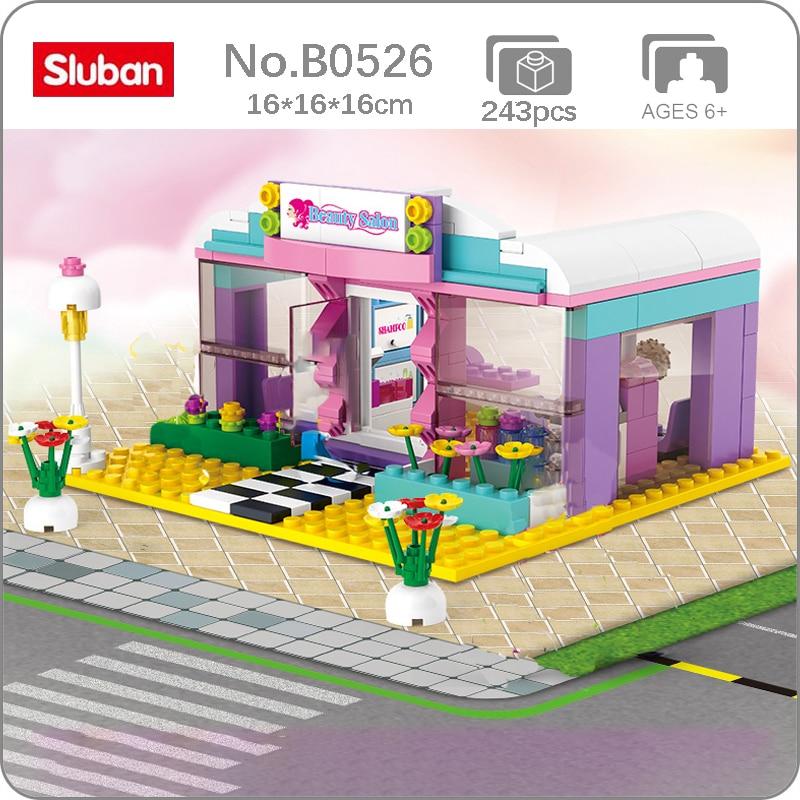 Sluban B0526 Hair Beauty Salon