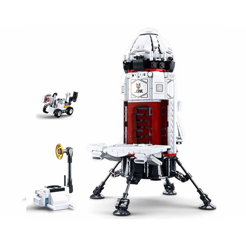 Sluban B0738 Space Adventure Space Capsule