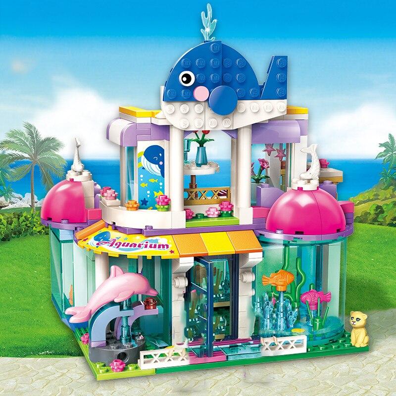 Enlighten 2012 Blue Whale Aquarium Townhouse