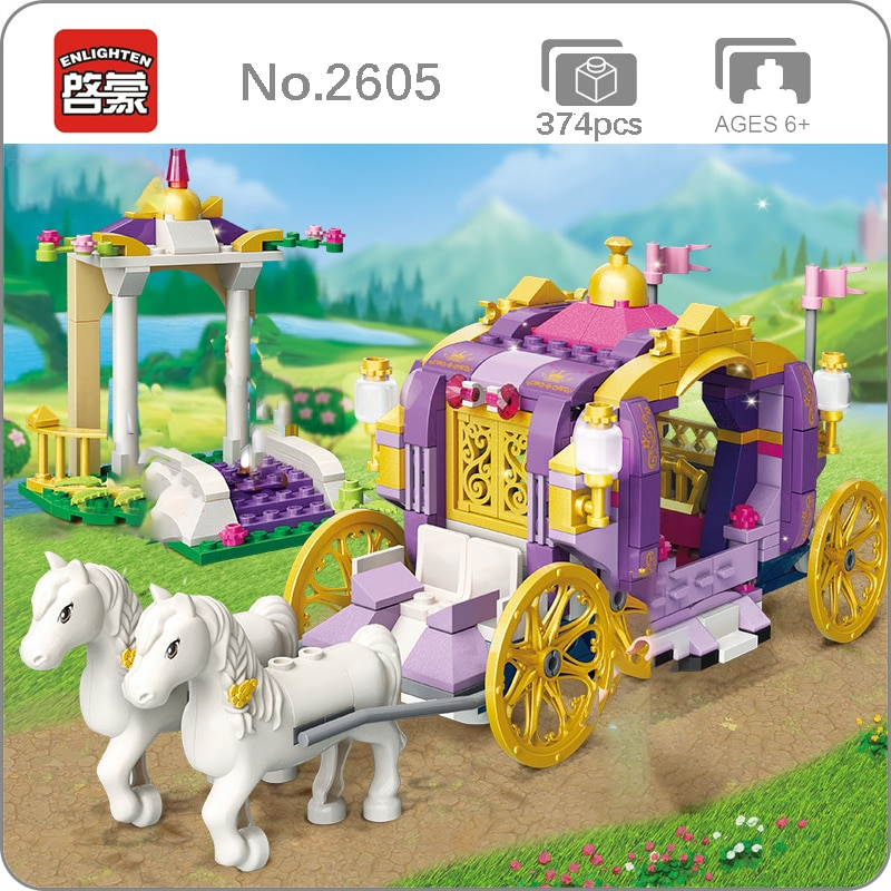 Enlighten 2605 Pink Loyal Carriages