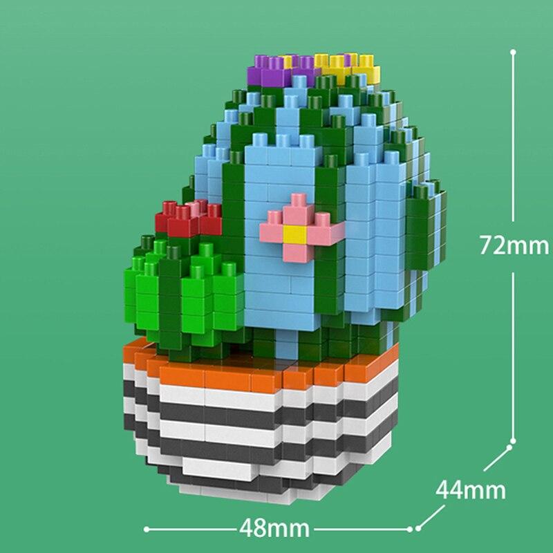 SC 8811-3 Desert Cactus Flower