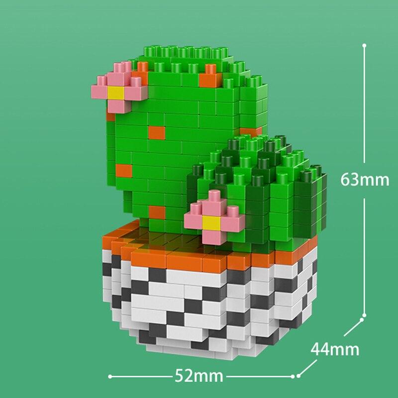 SC 8811-6 Cactus Flower Desert