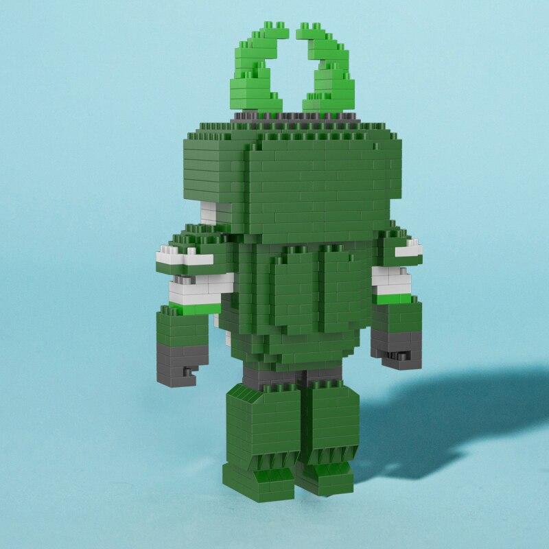 SC 8815-3 B-Robo Kamikajir Green Beetle