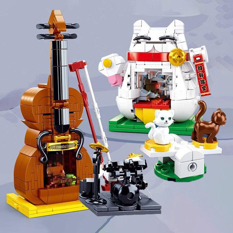 Sluban B0817 Music Instrument Store