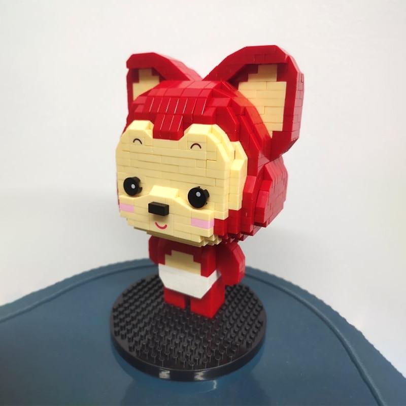 BALODY 18300 Little Red Baby Fox